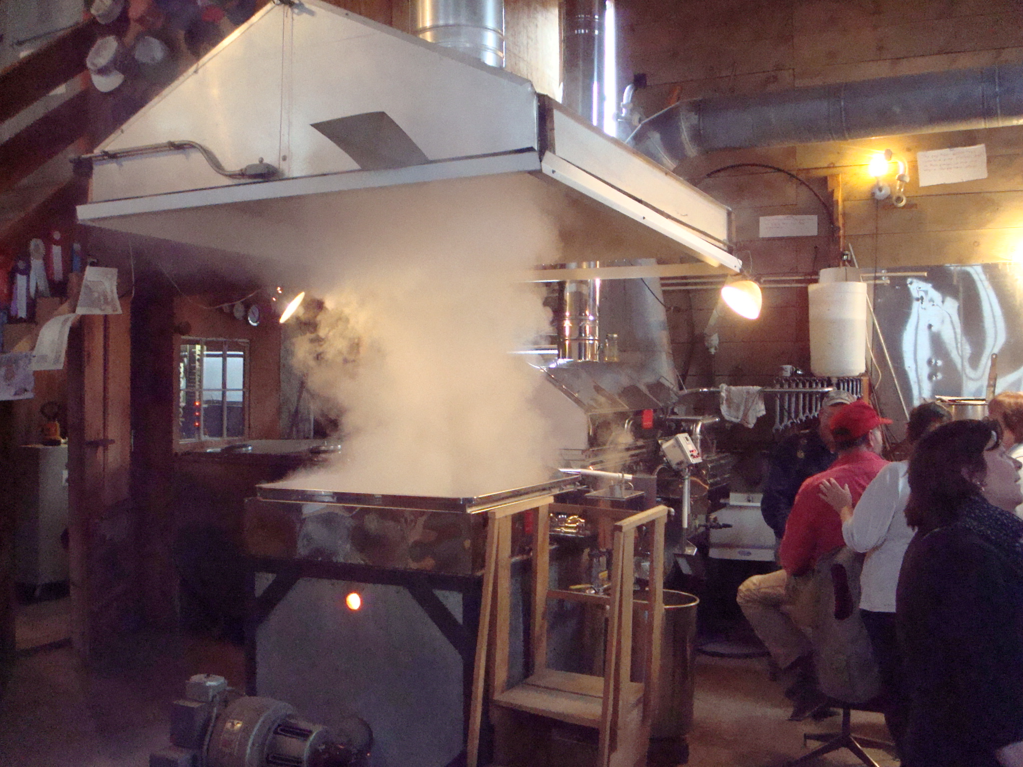 The Sugar House in action
